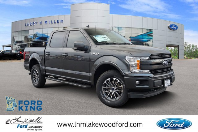2019 F-150 SuperCrew Cab 4x4,  Pickup #KKC03144 - photo 1