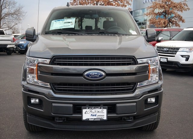 2019 F-150 SuperCrew Cab 4x4,  Pickup #KKC03144 - photo 5
