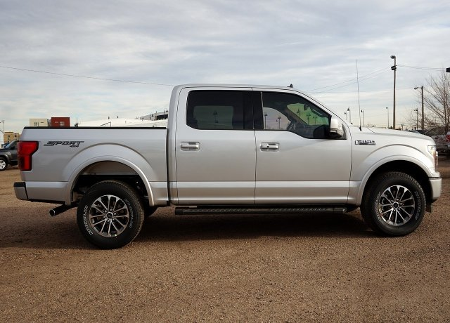 2019 F-150 SuperCrew Cab 4x4,  Pickup #KKC03146 - photo 7