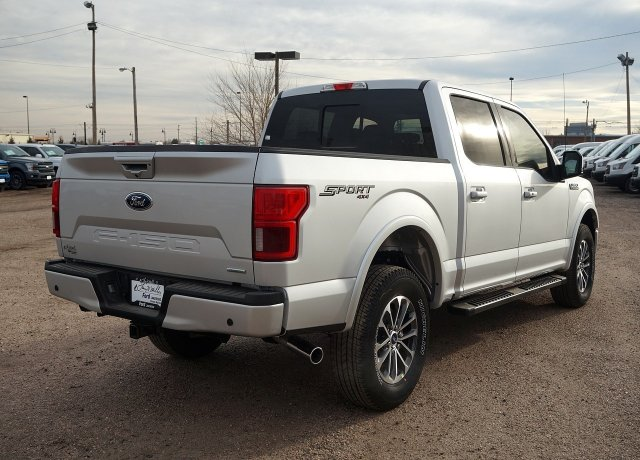 2019 F-150 SuperCrew Cab 4x4,  Pickup #KKC03146 - photo 2