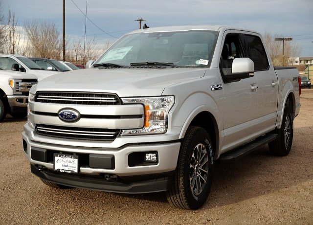 2019 F-150 SuperCrew Cab 4x4,  Pickup #KKC03146 - photo 3