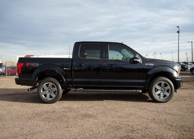 2019 F-150 SuperCrew Cab 4x4,  Pickup #KKC12921 - photo 3