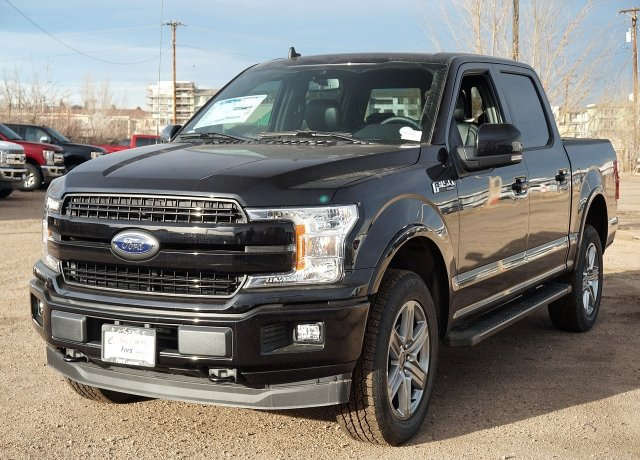 2019 F-150 SuperCrew Cab 4x4,  Pickup #KKC12921 - photo 4