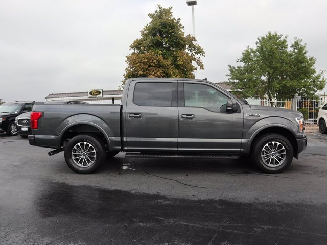 2019 F-150 SuperCrew Cab 4x4,  Pickup #KKC12931 - photo 5