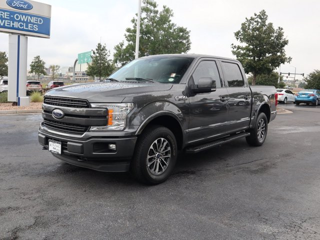 2019 F-150 SuperCrew Cab 4x4,  Pickup #KKC12931 - photo 3