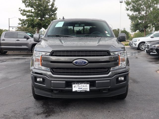 2019 F-150 SuperCrew Cab 4x4,  Pickup #KKC12931 - photo 4