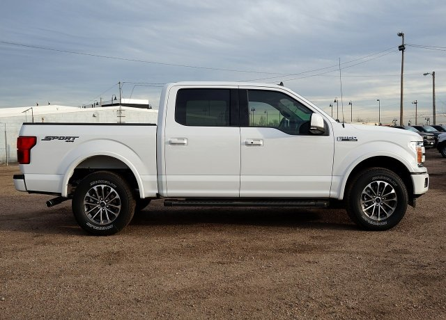 2019 F-150 SuperCrew Cab 4x4,  Pickup #KKC12932 - photo 3