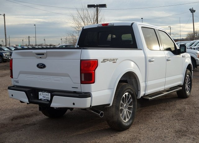 2019 F-150 SuperCrew Cab 4x4,  Pickup #KKC12932 - photo 2