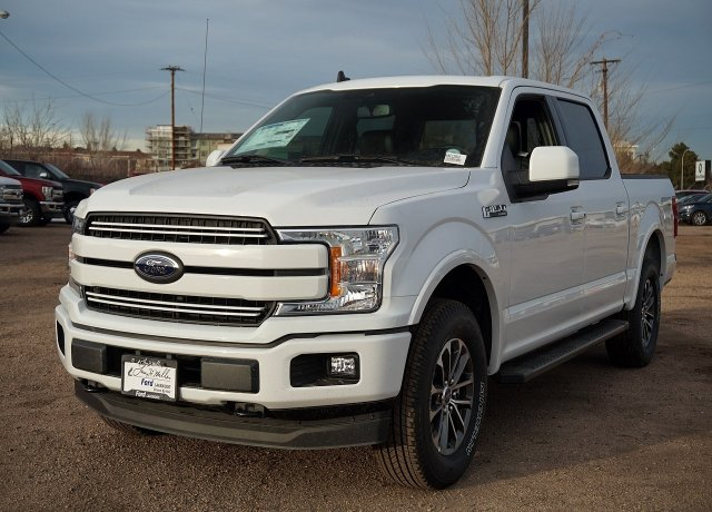 2019 F-150 SuperCrew Cab 4x4,  Pickup #KKC12932 - photo 4