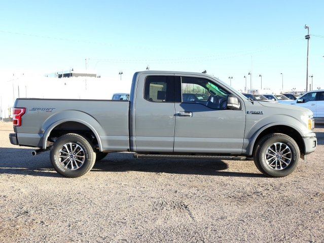 2019 F-150 Super Cab 4x4,  Pickup #KKC12933 - photo 4