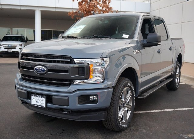 2019 F-150 SuperCrew Cab 4x4,  Pickup #KKC33693 - photo 4