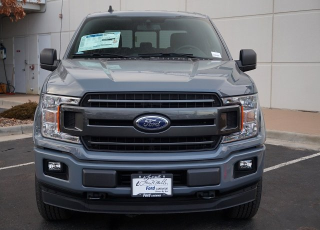 2019 F-150 SuperCrew Cab 4x4,  Pickup #KKC33693 - photo 5