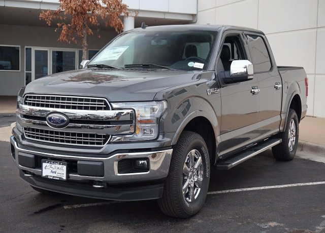 2019 F-150 SuperCrew Cab 4x4,  Pickup #KKC33694 - photo 4
