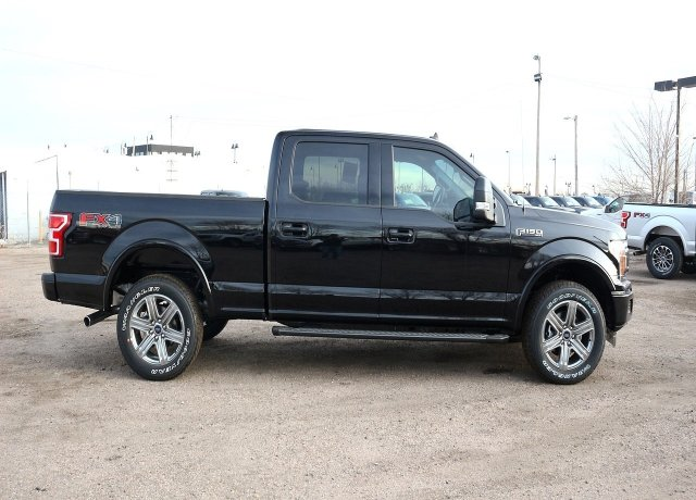 2019 F-150 SuperCrew Cab 4x4,  Pickup #KKC33699 - photo 3