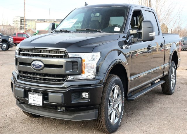 2019 F-150 SuperCrew Cab 4x4,  Pickup #KKC33699 - photo 4
