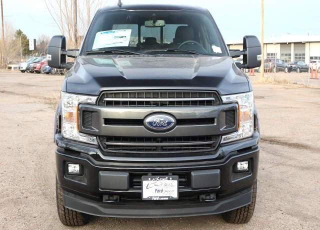 2019 F-150 SuperCrew Cab 4x4,  Pickup #KKC33699 - photo 5