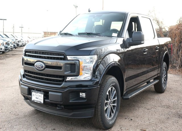 2019 F-150 SuperCrew Cab 4x4,  Pickup #KKC33703 - photo 4