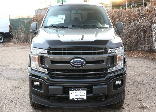 2019 F-150 SuperCrew Cab 4x4,  Pickup #KKC33703 - photo 5