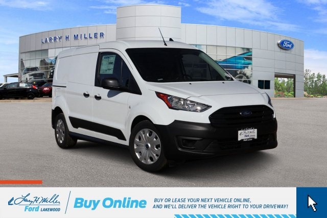 2020 Ford Transit Connect FWD, Empty Cargo Van #L1451342 - photo 1