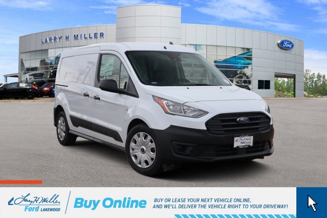 2020 Ford Transit Connect FWD, Empty Cargo Van #L1451359 - photo 1
