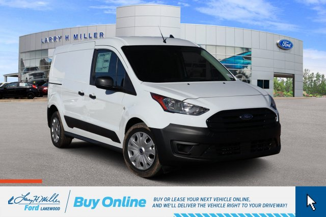 2020 Ford Transit Connect FWD, Empty Cargo Van #L1453176 - photo 1