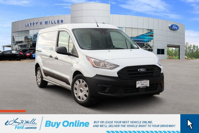 2020 Ford Transit Connect FWD, Empty Cargo Van #L1453180 - photo 1