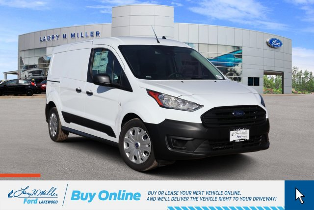 2020 Ford Transit Connect FWD, Empty Cargo Van #L1453181 - photo 1