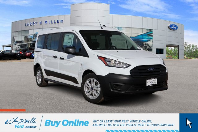 2020 Ford Transit Connect FWD, Passenger Wagon #L1460039 - photo 1