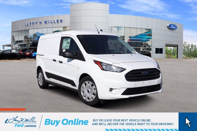 2020 Ford Transit Connect FWD, Empty Cargo Van #L1471799 - photo 1