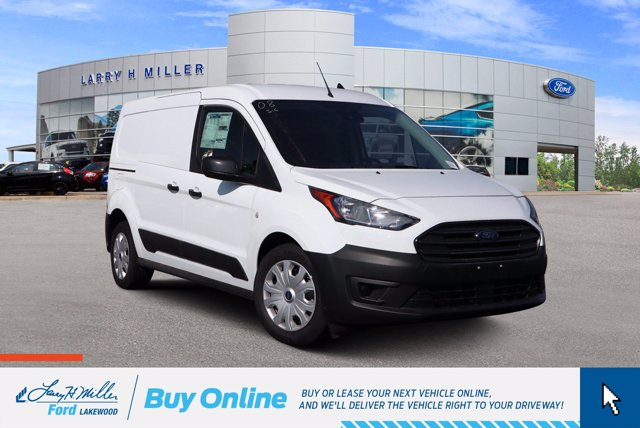 2020 Ford Transit Connect FWD, Empty Cargo Van #L1471961 - photo 1