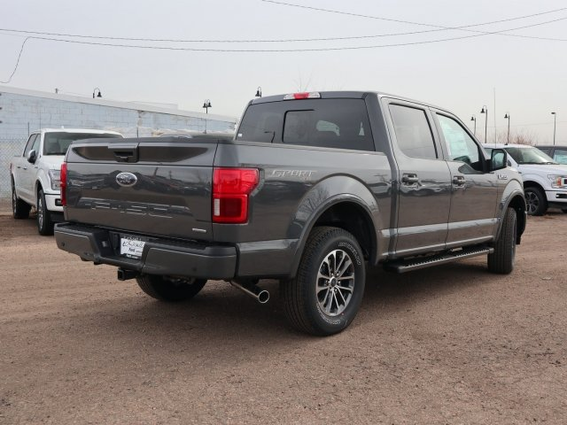 2020 Ford F-150 SuperCrew Cab 4x4, Pickup #LFB09073 - photo 1