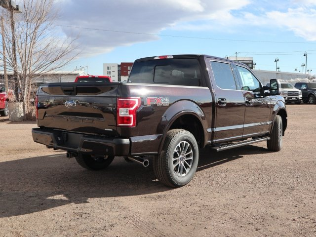 2020 Ford F-150 SuperCrew Cab 4x4, Pickup #LKD39301 - photo 1