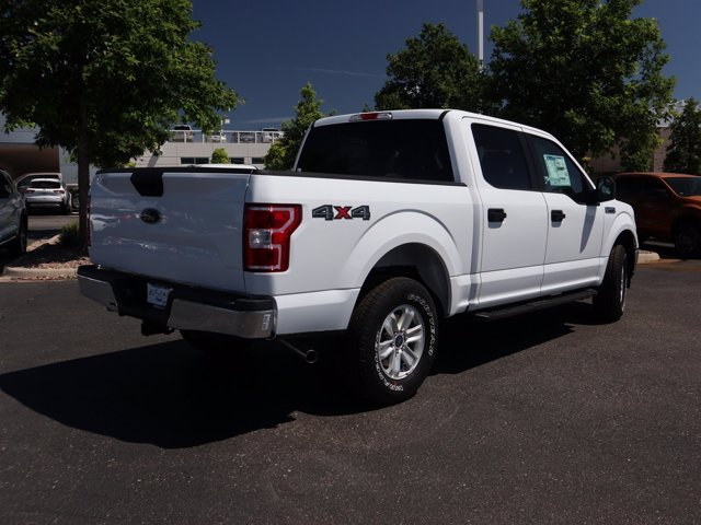 2020 Ford F-150 SuperCrew Cab 4x4, Pickup #LKD66561 - photo 1