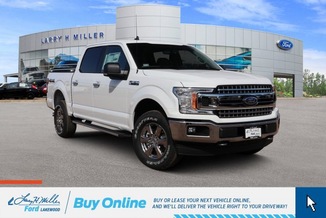 2020 Ford F-150 SuperCrew Cab 4x4, Pickup #LKD75673 - photo 1