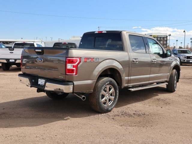 2020 Ford F-150 SuperCrew Cab 4x4, Pickup #LKD89900 - photo 1