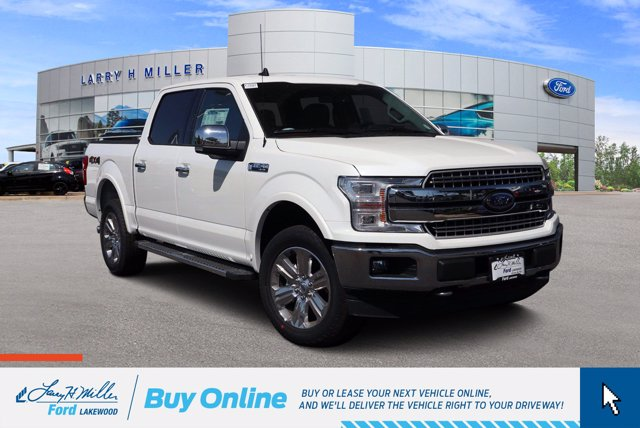 2020 Ford F-150 SuperCrew Cab 4x4, Pickup #LKE05150 - photo 1