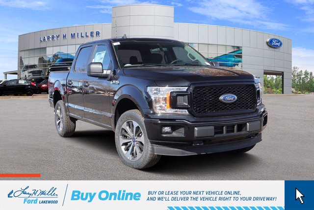 2020 Ford F-150 SuperCrew Cab 4x4, Pickup #LKF38933 - photo 1