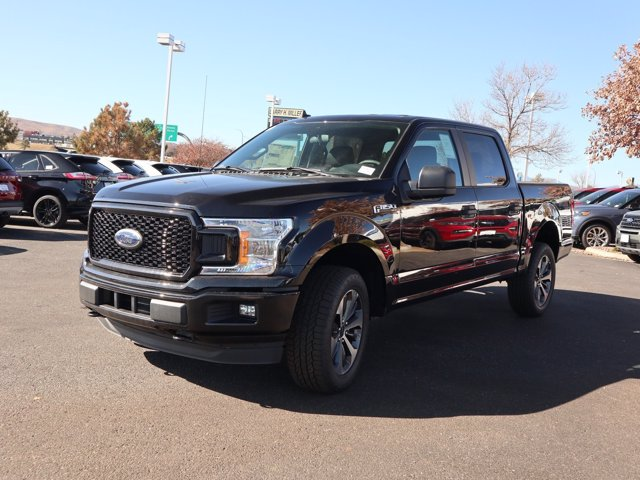 2020 Ford F-150 SuperCrew Cab 4x4, Pickup #LKF38933 - photo 3