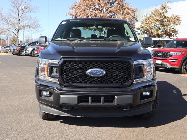 2020 Ford F-150 SuperCrew Cab 4x4, Pickup #LKF38933 - photo 5