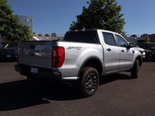2020 Ford Ranger SuperCrew Cab 4x4, Pickup #LLA42042 - photo 1