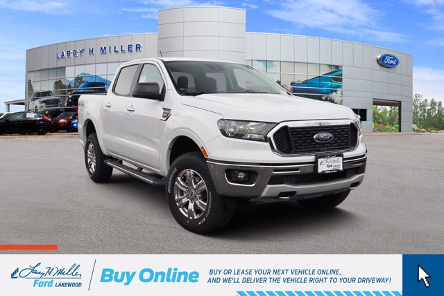 2020 Ford Ranger SuperCrew Cab 4x4, Pickup #LLA64147 - photo 1
