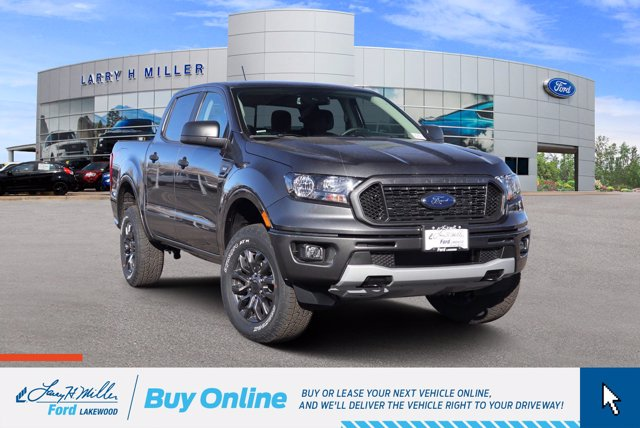 2020 Ford Ranger SuperCrew Cab 4x4, Pickup #LLA93864 - photo 1