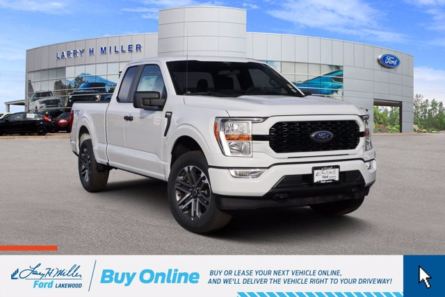 2021 Ford F-150 Super Cab 4x4, Pickup #MFA26975 - photo 1