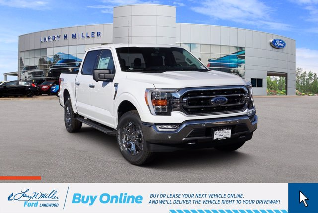 2021 Ford F-150 SuperCrew Cab 4x4, Pickup #MFA51420 - photo 1