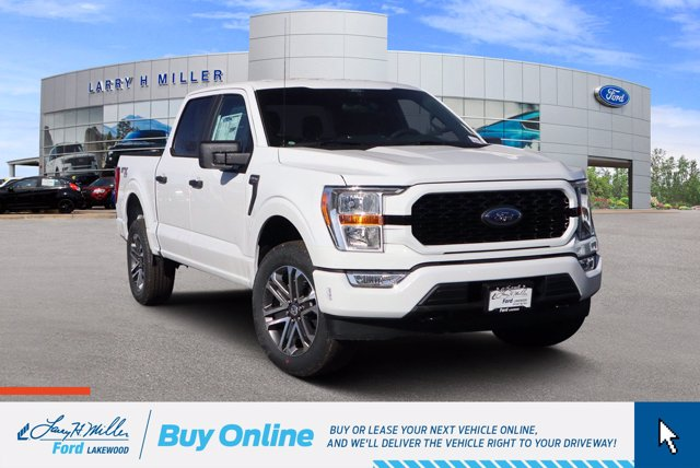 2021 Ford F-150 SuperCrew Cab 4x4, Pickup #MFA60005 - photo 1