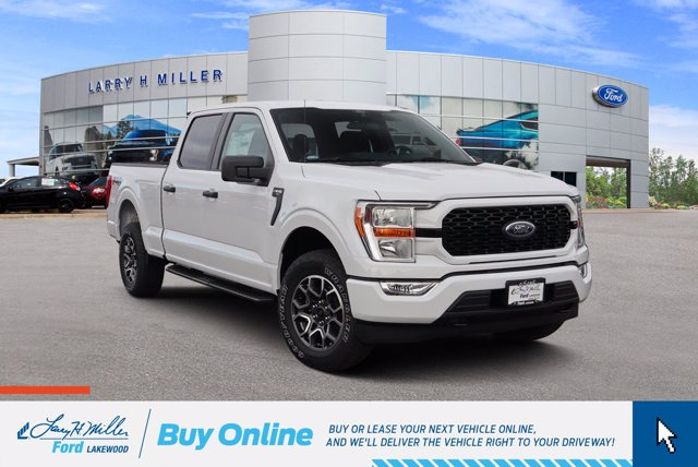 2021 Ford F-150 SuperCrew Cab 4x4, Pickup #MKD16697 - photo 1