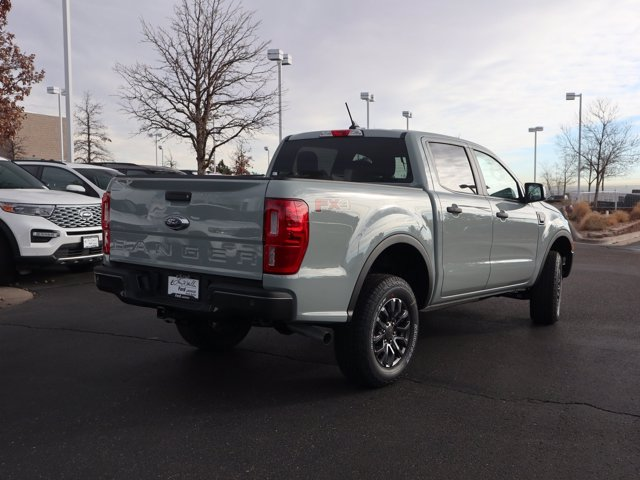 2021 Ford Ranger SuperCrew Cab 4x4, Pickup #MLD02822 - photo 1