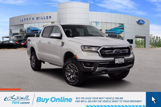2021 Ford Ranger SuperCrew Cab 4x4, Pickup #MLD02836 - photo 1