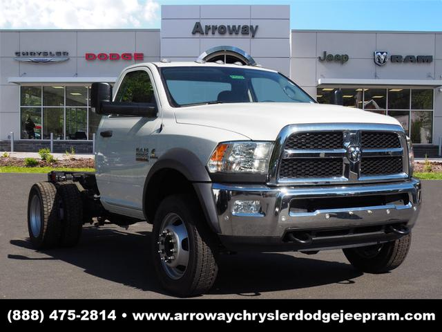 2017 Ram 5500 Regular Cab DRW 4x4 Cab Chassis #R70133 - photo 3