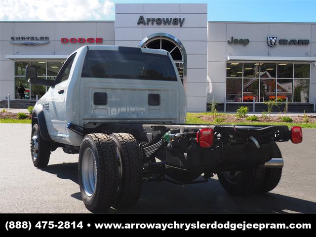 2017 Ram 5500 Regular Cab DRW 4x4 Cab Chassis #R70133 - photo 2